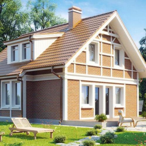 Проект дома Лариса