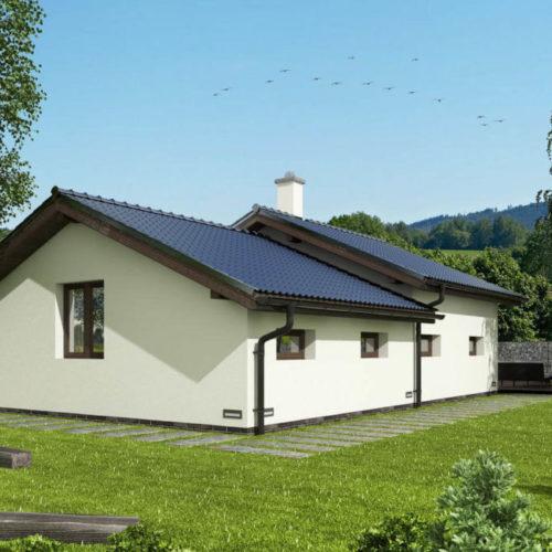Проект каркасного дома Калгари