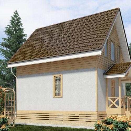 Проект дома Симпл-70